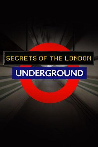 Secrets of the London Underground Poster