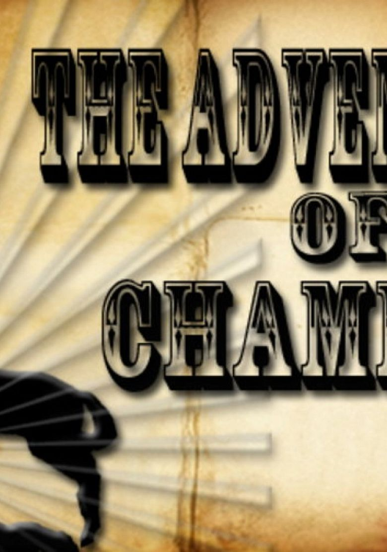 The Adventures of Champion Poster
