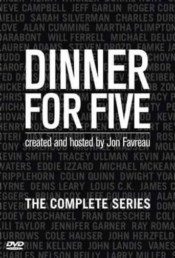 Dinner for Five Poster