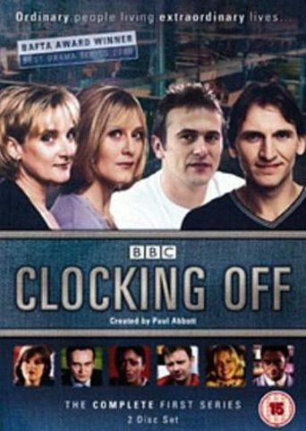 Clocking Off Poster