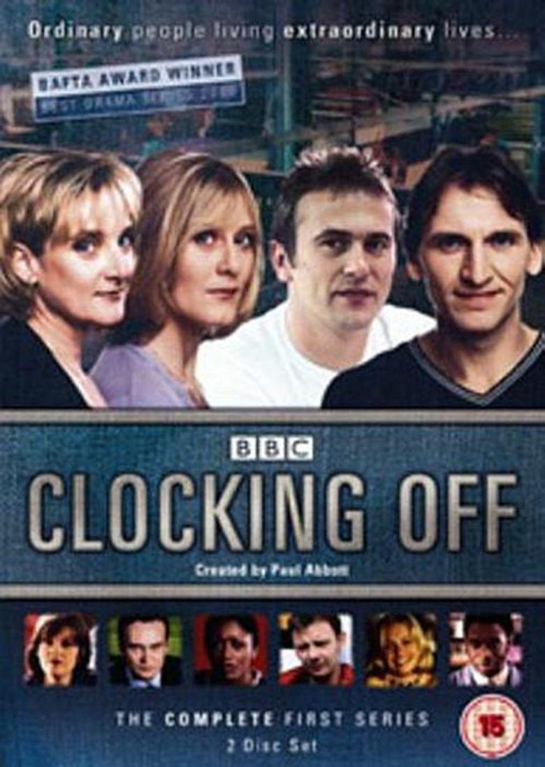 Clocking Off Poster