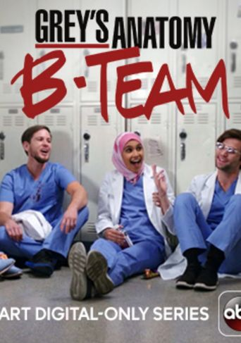 Grey's Anatomy: B-Team Poster