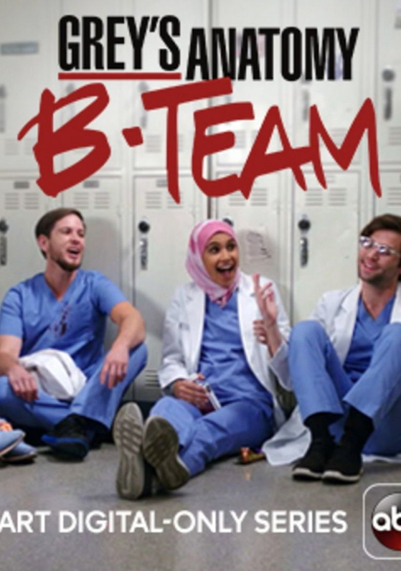 Greys Anatomy B Team Watch Episodes On Hulu Or Streaming Online