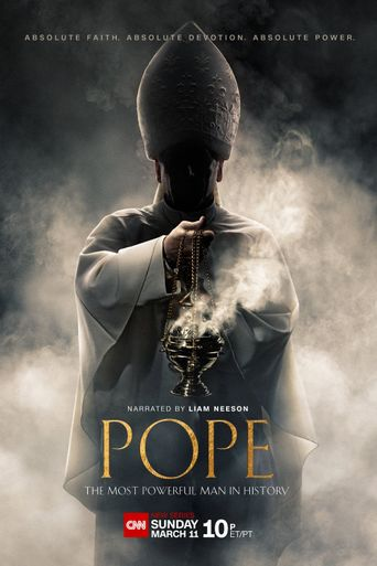 Pope: The Most Powerful Man in History Poster