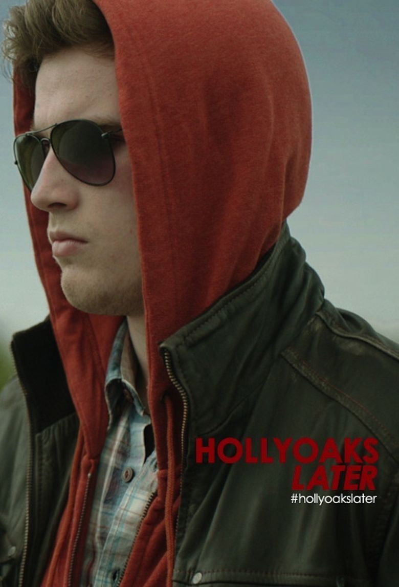 Hollyoaks Later Poster