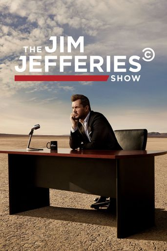 The Jim Jefferies Show Poster