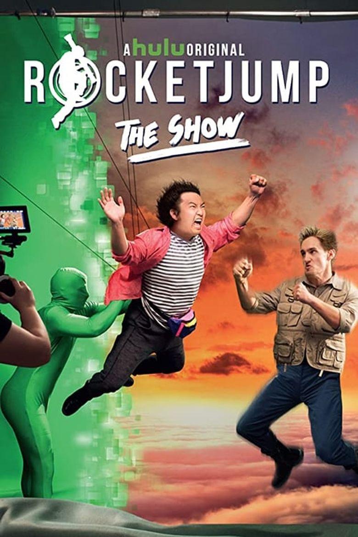 RocketJump: The Show Poster