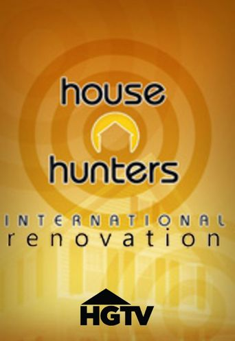 House Hunters International Renovation Poster