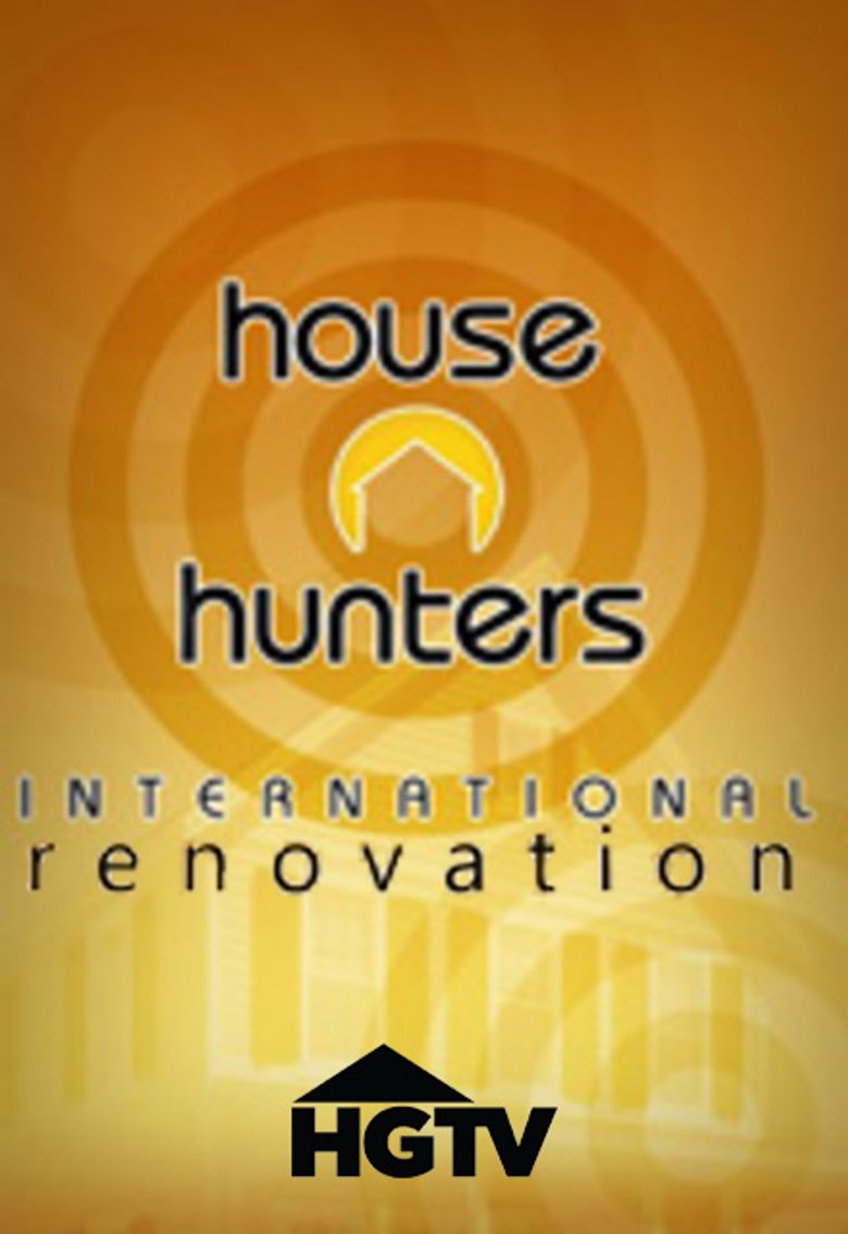 House Hunters International Renovation Poster