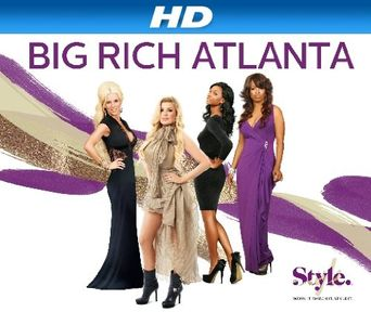 Big Rich Atlanta Poster