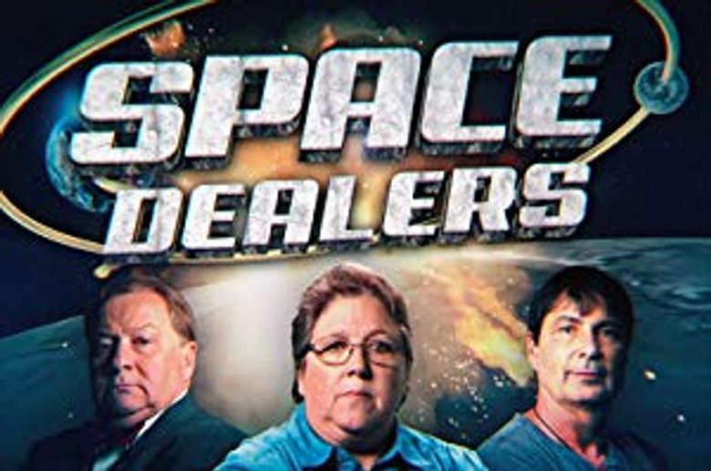 Space Dealers Poster