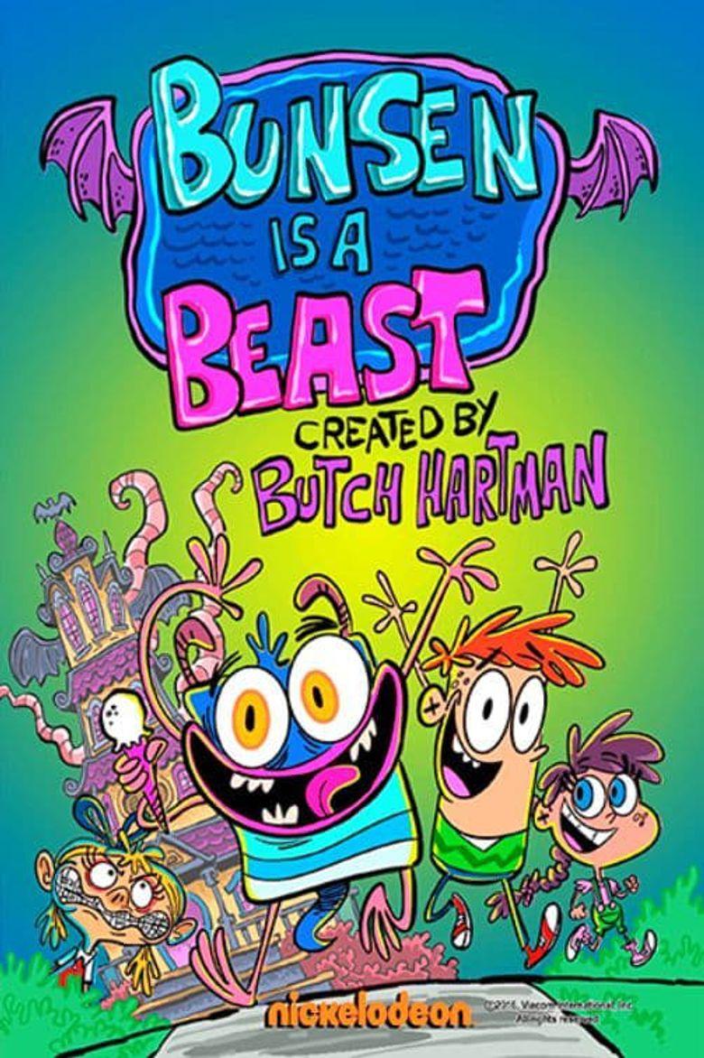 Bunsen is a Beast Poster