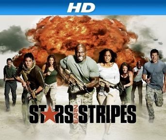 Stars Earn Stripes Poster