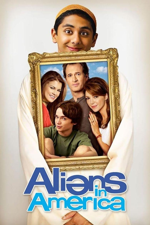 Aliens in America Poster