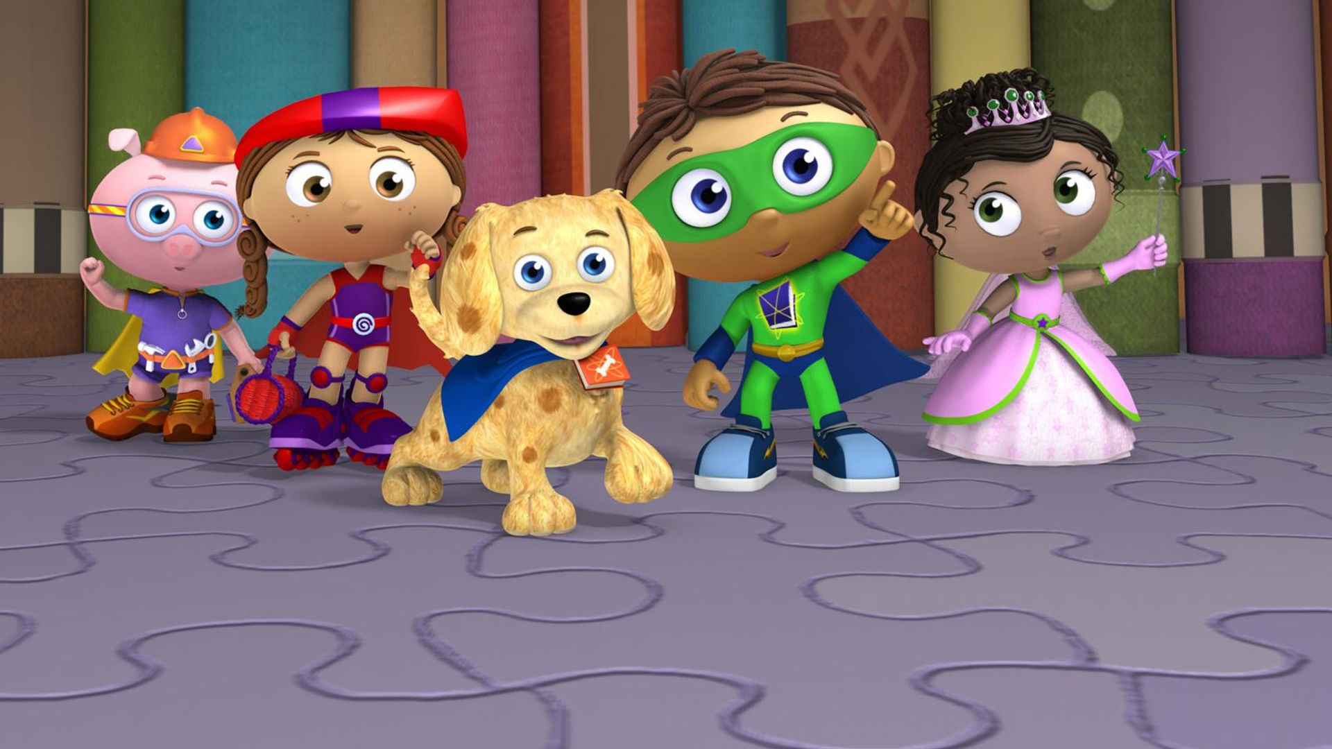 Super Why Watch Episodes On Netflix Pbs Kids And Streaming