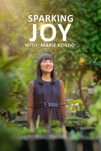 Sparking Joy Poster