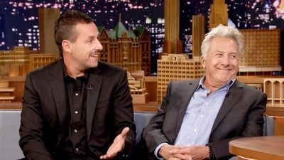 Watch SHOW TITLE Season 05 Episode 05 Adam Sandler, Dustin Hoffman, Miley Cyrus