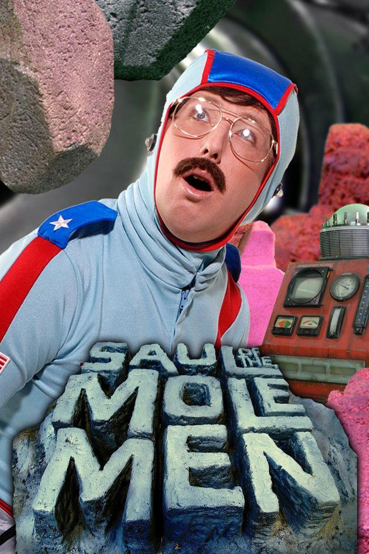 Saul of the Mole Men Poster