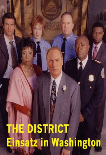 The District Poster