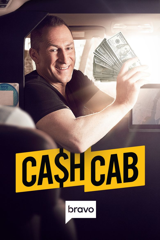 Cash Cab Poster