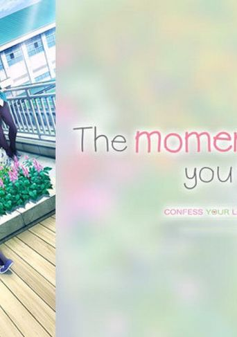 The Moment You Fall in Love Poster