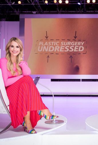 Plastic Surgery Undressed Poster