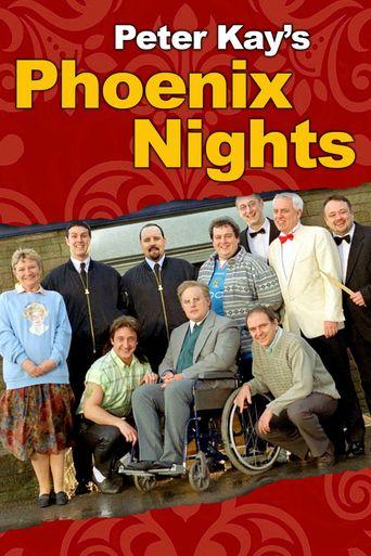 Phoenix Nights Poster