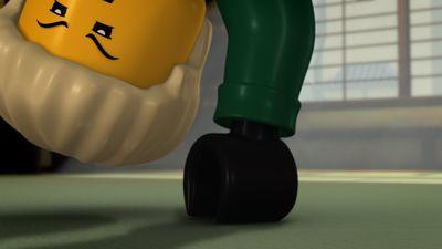 Season 02, Episode 04 Ninjaball Run
