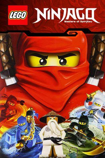 Ninjago: Masters of Spinjitzu Poster