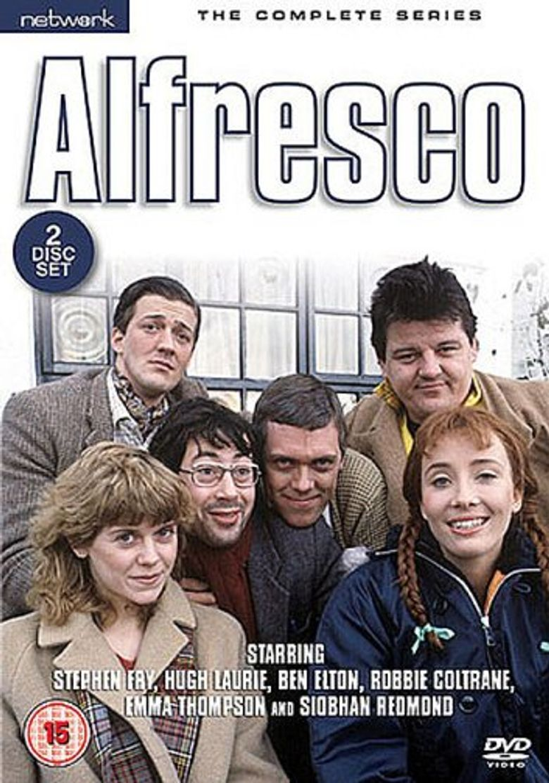 Alfresco Poster