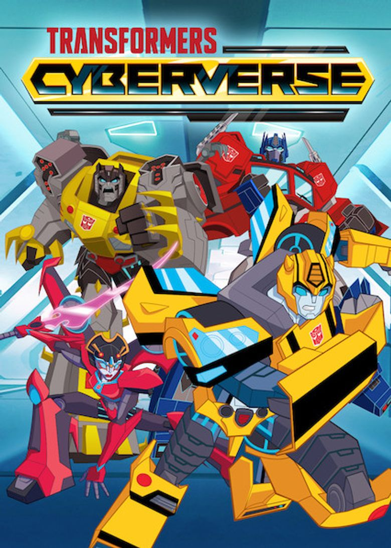 Transformers: Cyberverse Poster