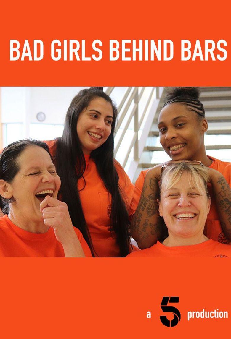 Bad Girls Behind Bars Poster