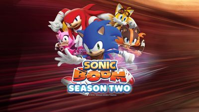 Sonic Boom Season 2: Where To Watch Every Episode | Reelgood