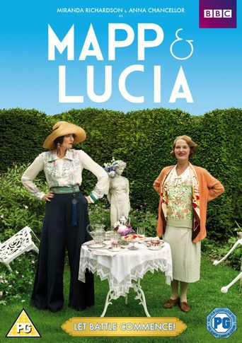 Mapp and Lucia Poster
