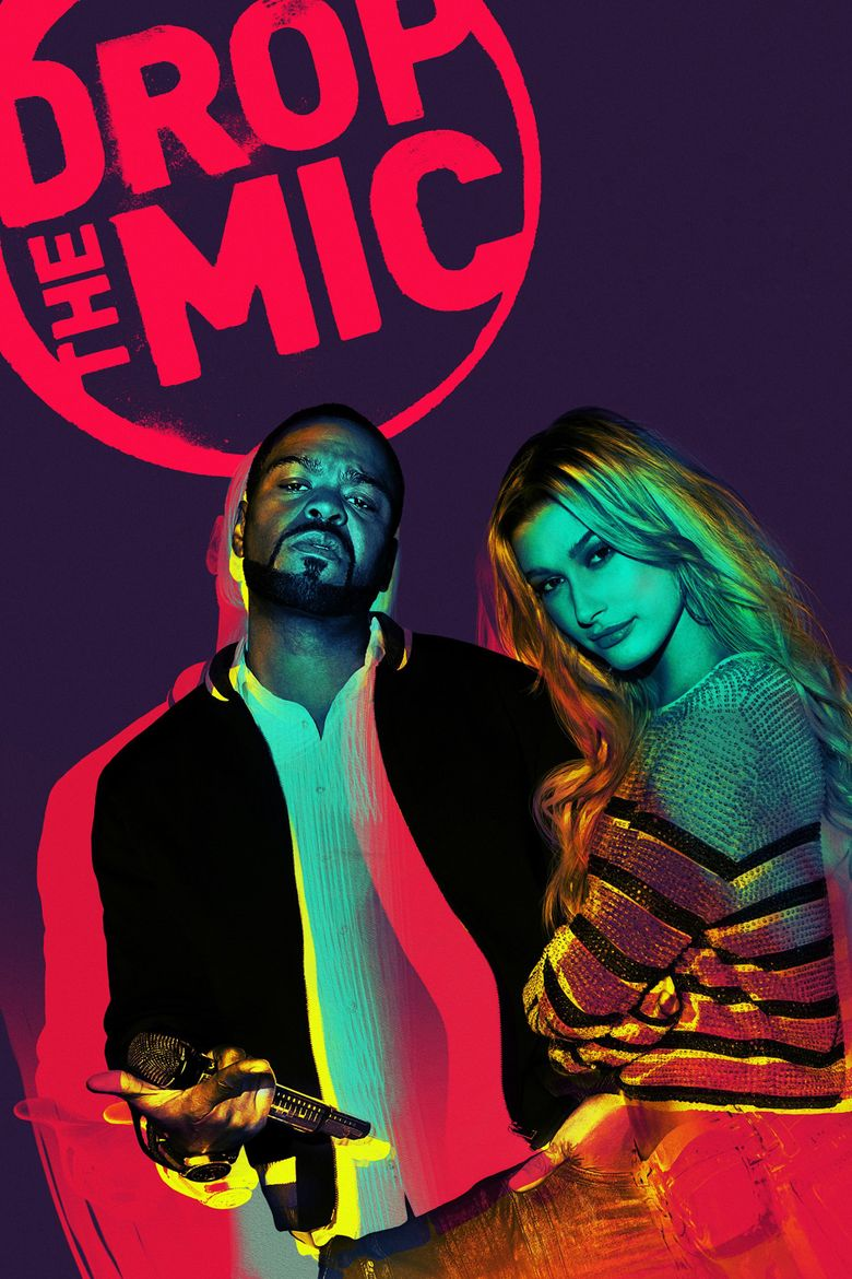 Drop the Mic Poster
