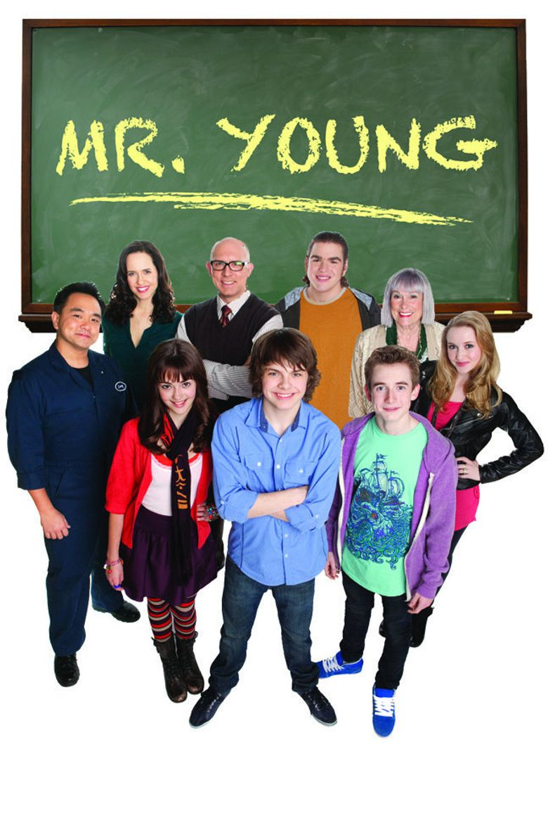 Mr. Young Poster