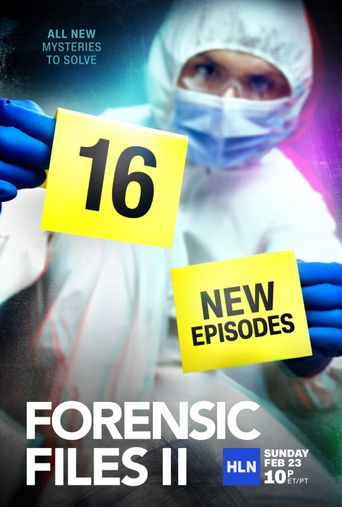 Forensic Files II Poster