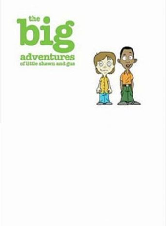 Psych: The Big Adventures of Little Shawn and Gus Poster