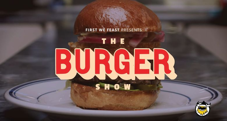 The Burger Show Poster