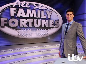 All Star Family Fortunes Poster
