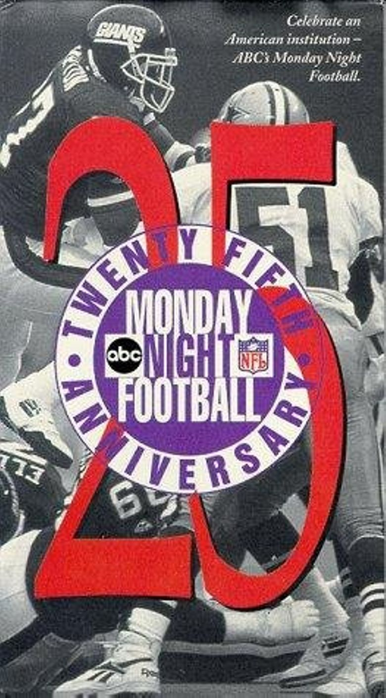 Monday Night Football Poster
