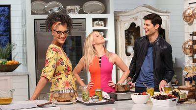 Season 01, Episode 06 Carla Hall, Tyson Leavitt, Audrey Leavitt