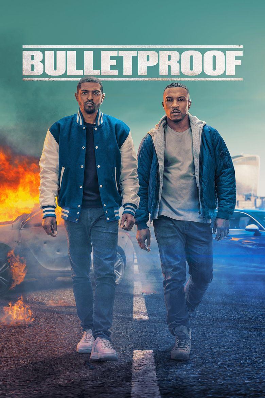Bulletproof Poster