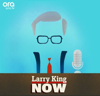 Larry King Now Poster