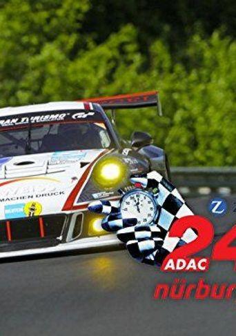 24 Hours Nurburgring Poster