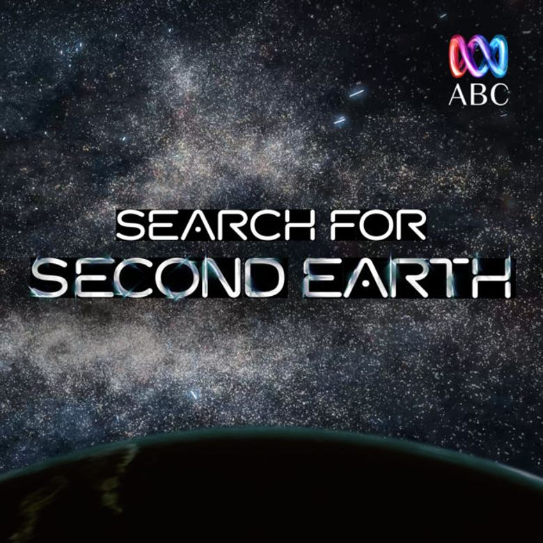 Search for Second Earth Poster