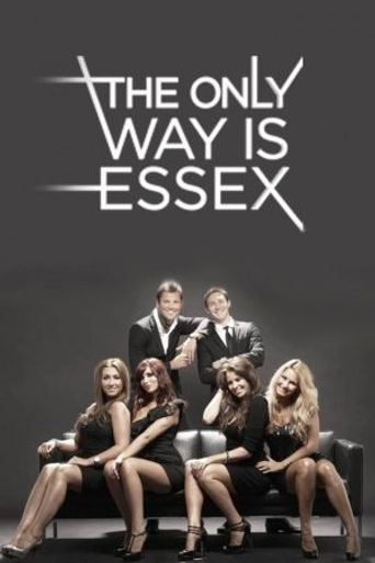 The Only Way Is Essex Poster