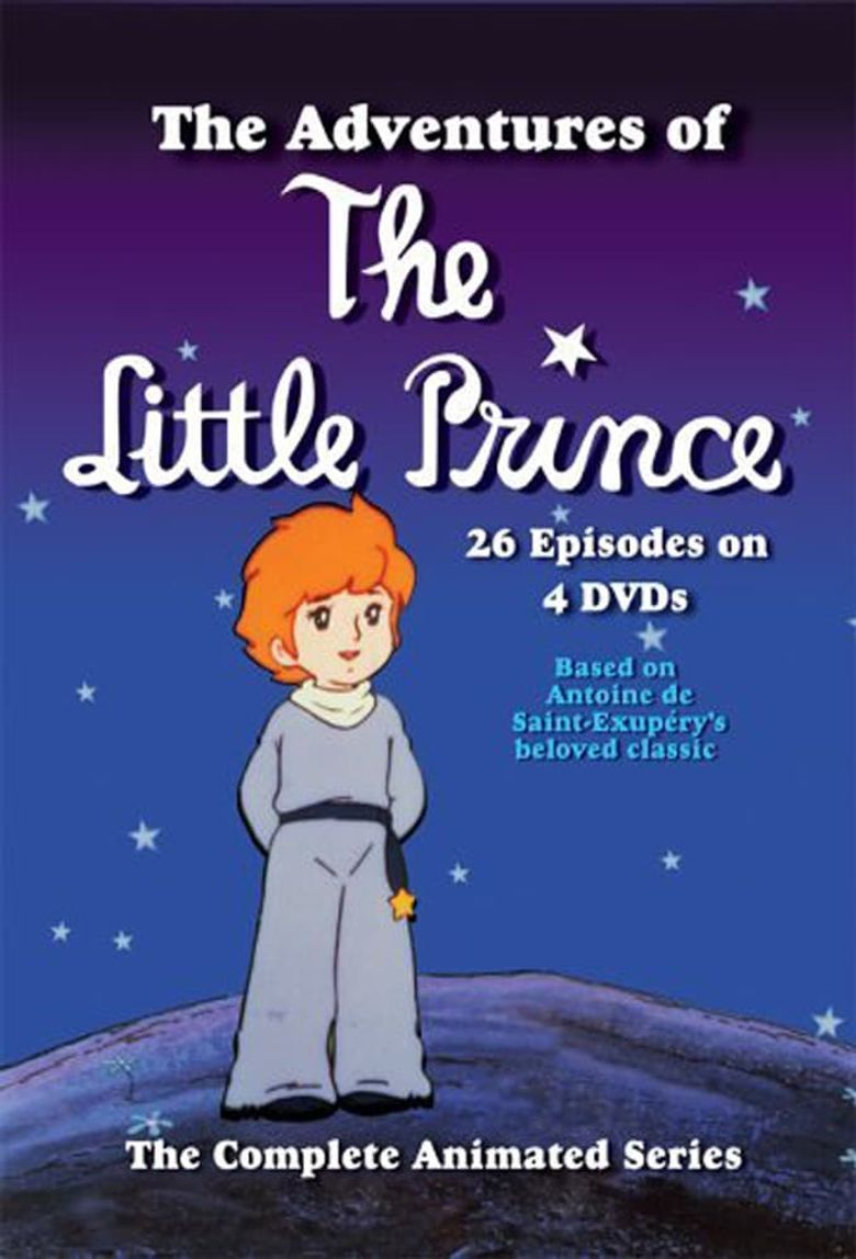 The Adventures of the Little Prince Poster