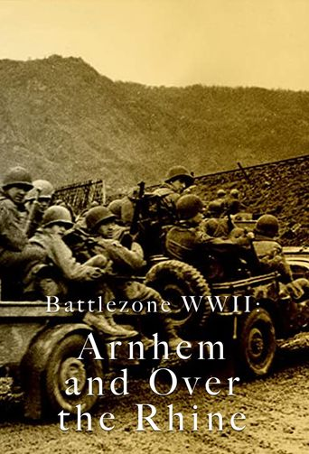 Battlezone WWII: Arnhem and Over the Rhine Poster