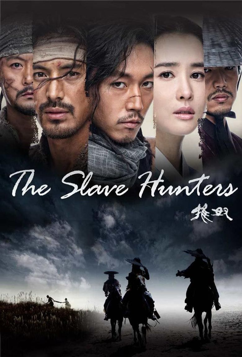 The Slave Hunters Poster